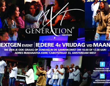 NextGen - 30 november
