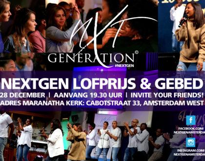 NextGen Event/diner