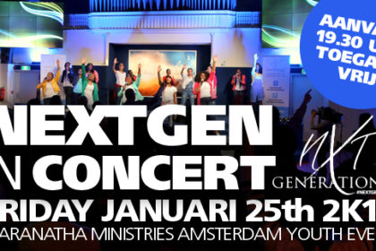 NextGen Concert
