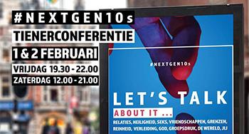 NextGen 10s Tienerconferentie