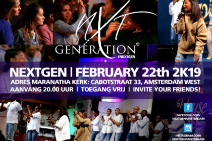 NextGen Youth Event