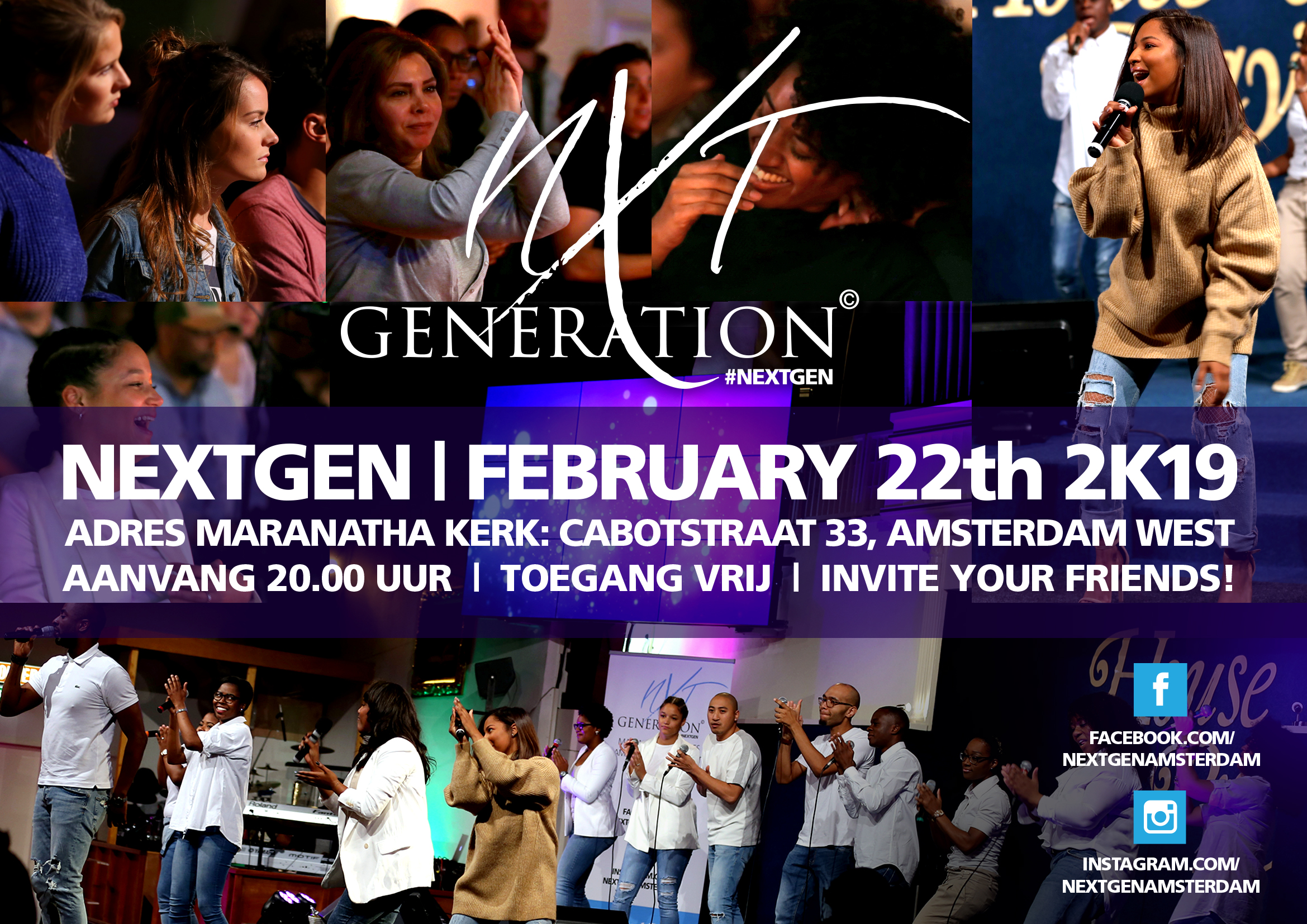 NextGen Youth Event