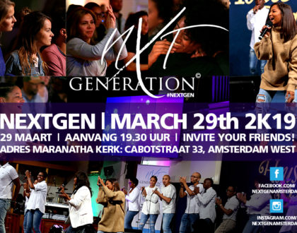 Tonight: NextGen
