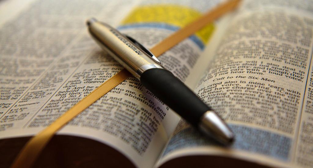 Bijbelstudie