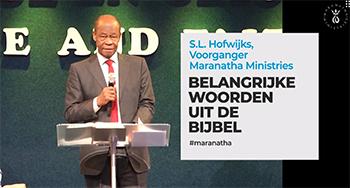 Belangrijke woorden uit de Bijbel