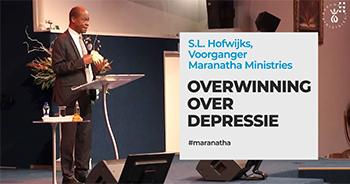 Overwinning over depressie