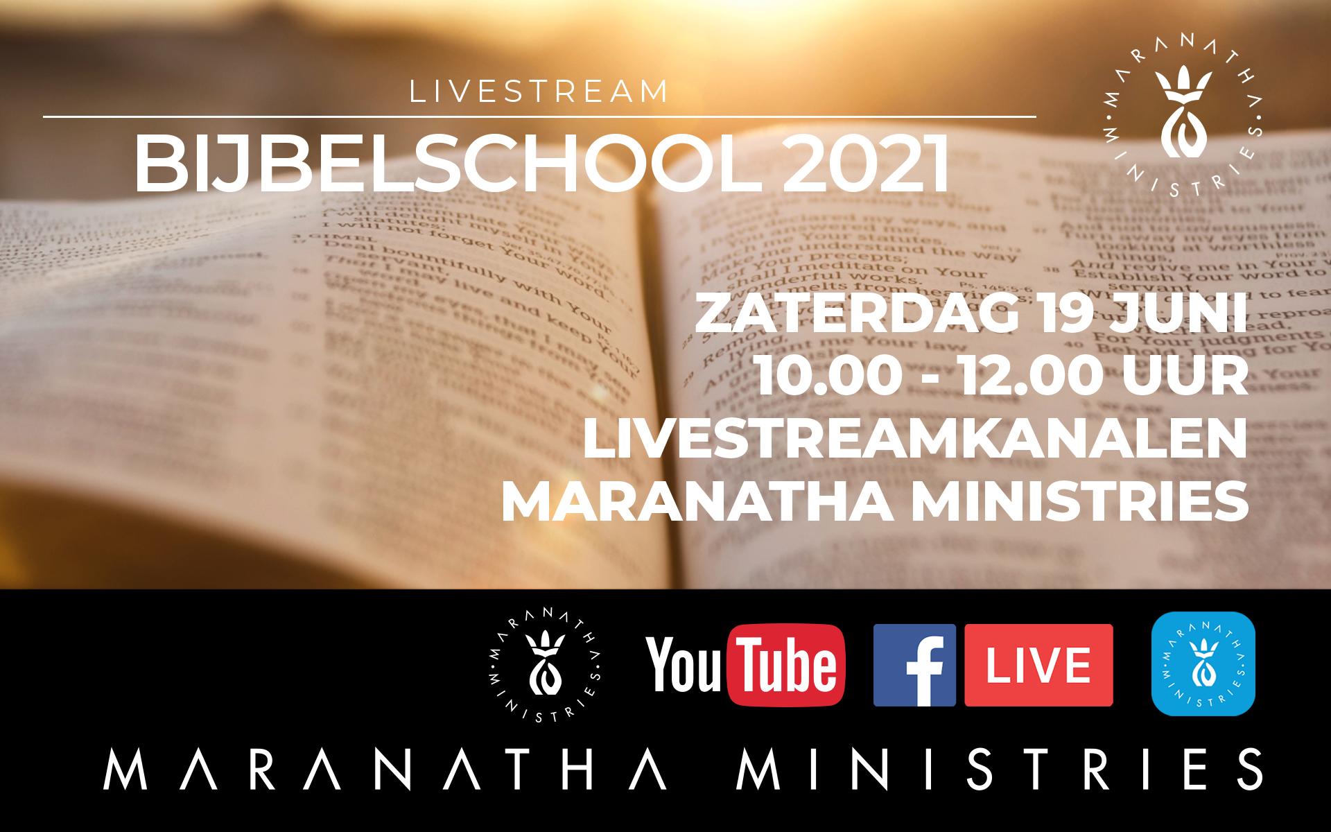 Online Bijbelschool