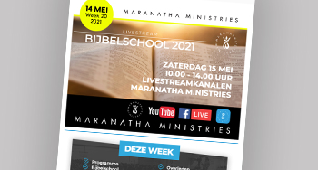 eNews week 20 nu online