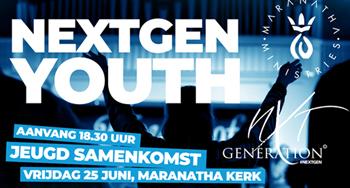 NextGen Vrijdag 25 juni
