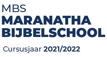 Bijbelschool 2021/22